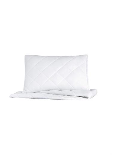 Sarev Sarev 50 x 70 cm Alez Yastık Beyaz